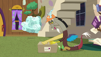 "Discord ""enjoy your all-expense-paid trip"" S7E12"