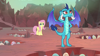 Ember not sure of what to do S9E9