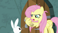 "Fluttershy ""barely made a dent in my to-do list"" S9E18"