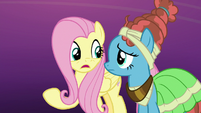 "Fluttershy ""they'd be gone forever?"" S7E26"