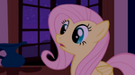 Fluttershy Hush Now Lullaby S1E17
