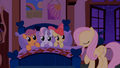 Fluttershy puts the CMC to bed for the first time S01E17.png