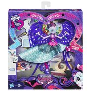 Friendship Games Midnight Sparkle doll packaging