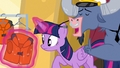 Iron Will interrupting Twilight Sparkle S7E22.png