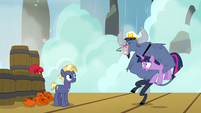 Iron Will picks up Twilight Sparkle S7E22