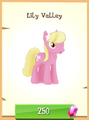 Lily Valley MLP Gameloft.png