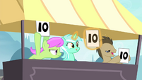Lyra corrects herself S4E20
