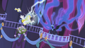 Nightmare Moon shocks the Royal Guards S01E02.png