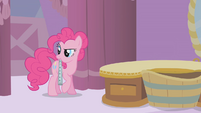 Pinkie Pie picks up a recorder S1E10