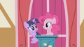 Pinkie Pie with Twilight S1E04.png