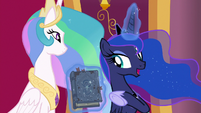 "Princess Luna ""discover what happened to him"" S7E25"