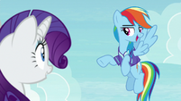 "Rainbow Dash ""'cause this time"" S8E17"