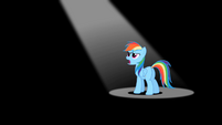 Rainbow Dash 'Something awesome' S2E07