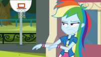 Rainbow Dash thinks the bus is a lost cause SS13