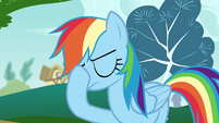 Rainbow facehoof S4E10