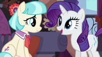"Rarity ""all the help you need is right here"" S5E16"