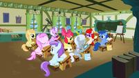S01E12 Kucyki w klasie