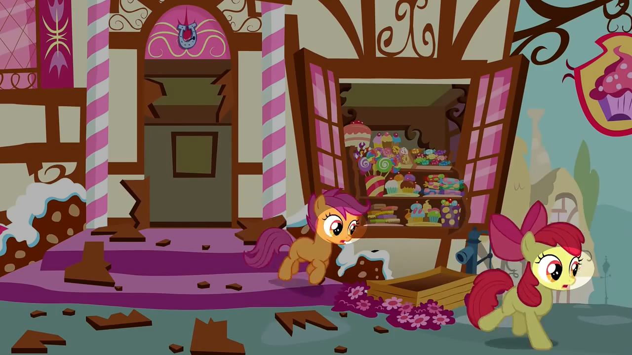 Imagen - S02E17-error Color Ojos Scootaloo.png | My Little Pony: La ...
