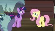 S05E23 Twilight jest przekonana, że sprawa już załatwiona