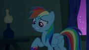 S06E15 Zaniepokojona Rainbow