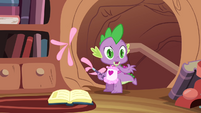 Spike 'O que foi, Twilight' T4E03