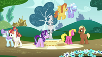 "Starlight ""nobody makes friends with a total stresscase"" S6E6"