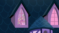 Starlight Glimmer looking out the window S9E24
