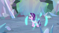 Starlight Glimmer reappears on the ground S9E25