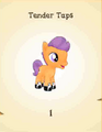 Tender Taps MLP Gameloft.png