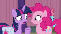 "Twilight ""tonight's game is special"" S9E16"