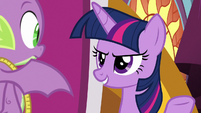 "Twilight ""we're up to the challenge"" S9E24"