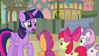 "Twilight ""whoever said that he had to choose?"" S8E6"