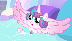 Alicorn Baby Flurry Heart revealed - episode version S6E1