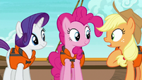 """Applejack """"all those games and things for us"""" S6E22"""