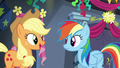 "Applejack ""can't wait to hear all about it"" S6E7.png"