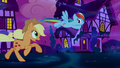 """Applejack """"how are we even gonna know"""" S5E13.png"""