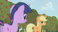 Applejack -how many times do I gotta say it-- S1E04