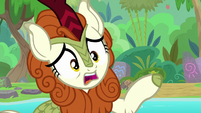 "Autumn Blaze ""trapped in a well?"" S8E23"