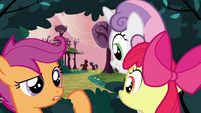 CMC watching from the bush S2E17