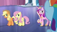 Cadance --And try not to mention the Crystal Heart-- S6E2