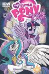 Comic issue 17 cover B