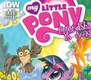 My Little Pony: Friendship is Magic (комиксы)/Галерея