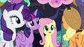 """Fluttershy """"do we walk back up the slide or... or what?"""" S5E11.png"""