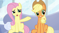 Fluttershy --how long you've been waiting-- S6E7