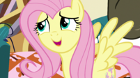 Fluttershy -won't have to step a hoof- S5E21