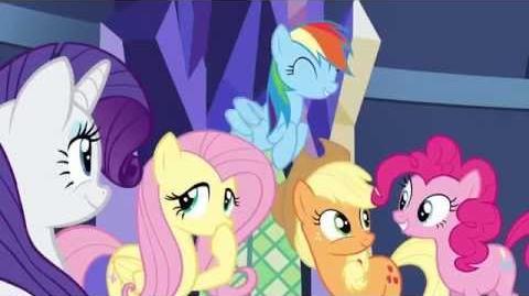 Latino My Little Pony El Castillo Será Un Lindo Hogar - Reprise HD