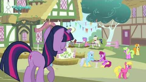Morning in Ponyville