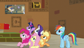 Mane Six looking disappointed S7E2.png
