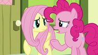 Pinkie Pie -they usually go together- S8E12
