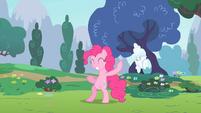 Pinkie Pie fail S2E13